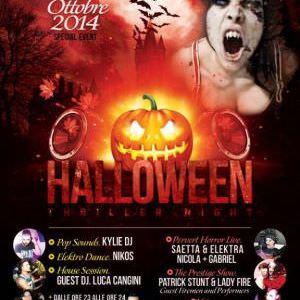 Halloween Thriller Night al Classic Club