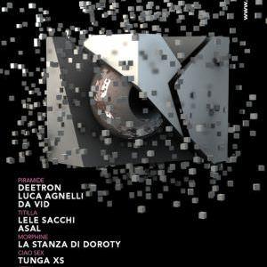 Deetron e Luca Agnelli al Cocorico