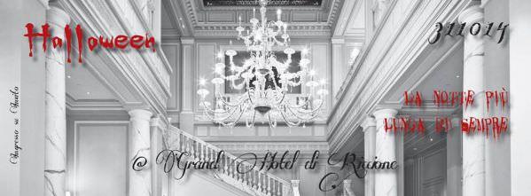 grand hotel riccione 31 ottobre 2014