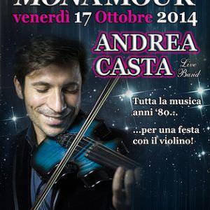 Andrea Casta al Monamur Rimini