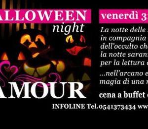 Festa di Halloween al Monamour
