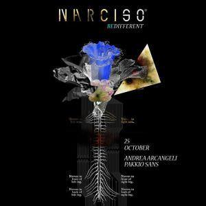 Andrea Arcangeli ti aspetta al Narciso!