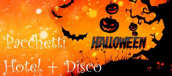 pacchetti hotel + disco halloween 2014