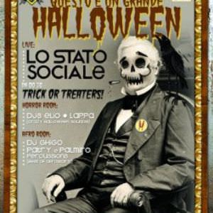 Halloween Party al Velvet Rimini
