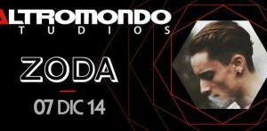 In pista all'Altromondo Studios con Just Zoda