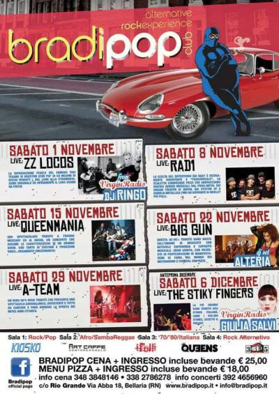 bradipop rimini 8 novembre 2014
