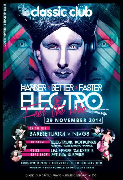 classic club rimini 22 novembre 2014