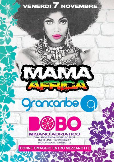 mama africa 7 novembre 2014