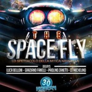 The Space Fly all'Altromondo Studios