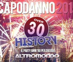 Capodanno Altromondo History 2015