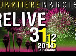 Capodanno Narciso Rimini 2015 con Pakkio Sans e Andrea Arcangeli