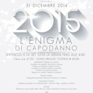 Capodanno Rockisland Rimini 2015