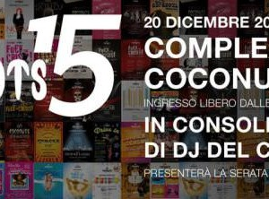 15 anni di Coconuts Rimini in una sola Notte!