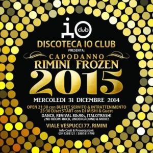 Capodanno Io Club Rimini 2015