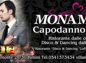 Capodanno Monamour Rimini 2015
