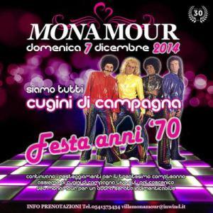 I Cugini di Campagna al Monamour Rimini