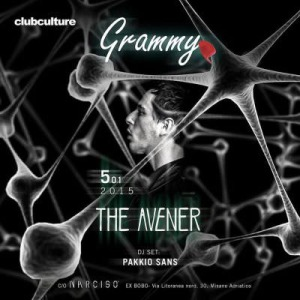 The Avener al Grammy del Narciso