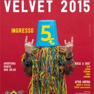 Capodanno Velvet Rimini 2015