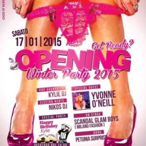 Classic Opening Winter Party 2015