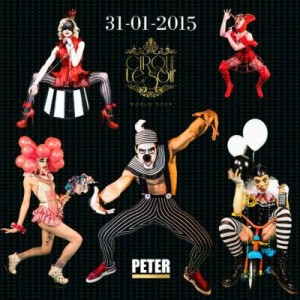 Peter Pan Riccione presenta: Cirque Le Soir