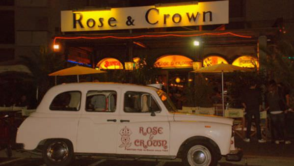 rose and crown rimini