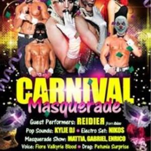 Classic Rimini: Carnival Masquerade