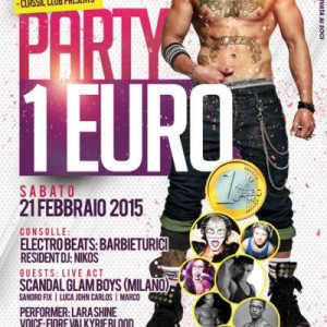 Classic Club Rimini: Party 1 euro