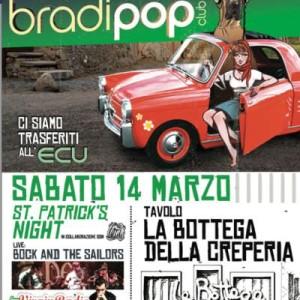 Bradipop Rimini presenta la festa di San Patrizio
