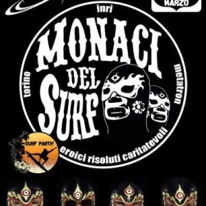 Monaci del Surf al Satellite Rimini