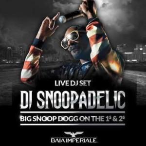 Dj Snoopadelic live alla Baia Imperiale