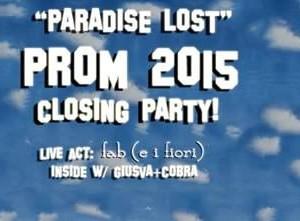 Paradise Lost al Bikini Cattolica