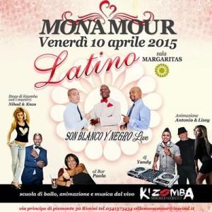 Aprile esplosivo al Monamour Rimini