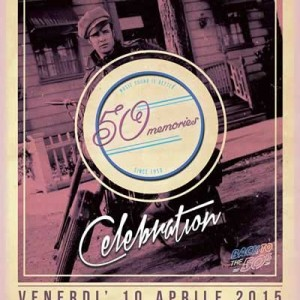 Festa celebration edizione 50 al Peter Pan