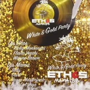 White & Golden Party al Peter Pan Riccione