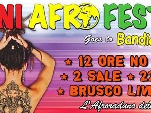 Rimini Afro Festival 2015 al Bandiera Gialla
