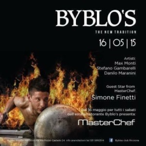 The New Tradition al Byblos Riccione