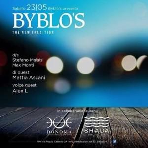 Nuovo sabato al Byblos Riccione