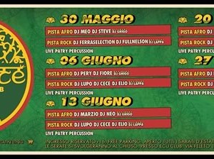Afro e Rock all'Ecu Rimini