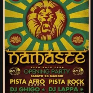 Afro Rock Party all'Ecu Rimini
