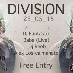 Division NIght all'Io Club Rimini