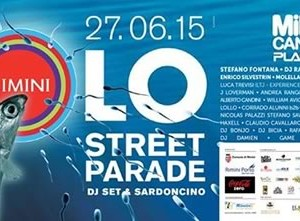 Mike Candys e Plastik Funk alla Molo Street Parade 2015