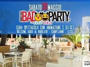 Inaugurazione Bad Party al Pascià Riccione