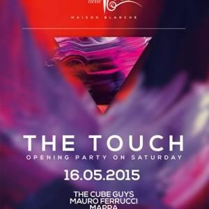 The Touch il nuovo sabato della Villa delle Rose