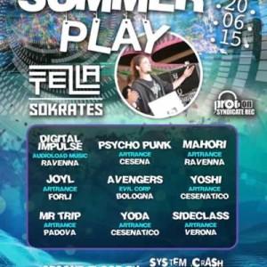 Summer Play al Wish Misano