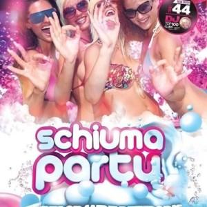 Tutti i mercoledì Schiuma Party all'Altromondo Studios