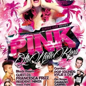 Serata PINK al Classic Rimini