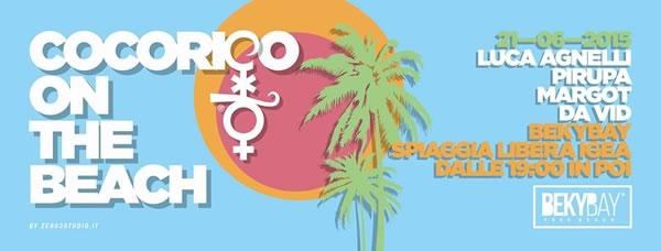 cocorico Beach 2015
