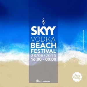 Skyy Vodka Summer Festival 2015