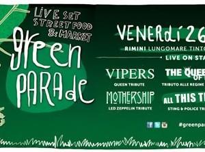 Green Parade 2015