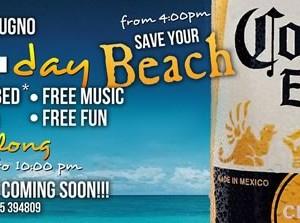 Save your Beach al Malindi Cattolica